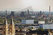 Dolní oblast Vítkovice, Nová Karolína, Forum, Ostrava