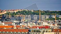 Moderni architektura, výstavba, Praha