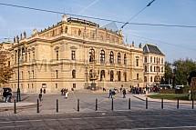 Rudolfinum, Praha