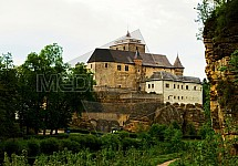 Kost, hrad