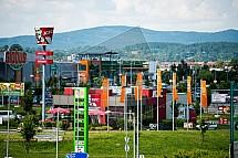 OC Globus / Géčko Liberec