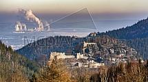 Hrad a klášter Oybin, elektrárna Turow