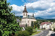 Kostel svatého Michaela archanděla, Rokytnice nad Jizerou