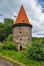 Krumlovská Věž, Český Krumlov
