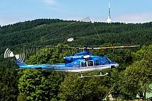 Vrtulník, helikoptéra, Policie