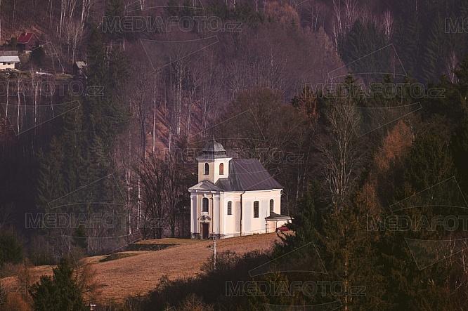 Kaple sv. Jana Nepomuckého, Železný Brod