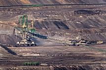 Rypadlo, hnědouhelný důl Turów