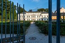 Budova bývalé Oblastní galerie v Liberci