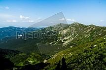 Nízké Tatry, Dëmanovská dolina, Chopok, krajina