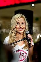 Andrea Kolářová, casting, miss