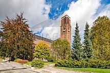 Kostel Nejsvětějšího srdce Ježíšova, Jablonec nad Nisou