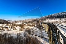 Železniční viadukt, Kryštofovo Údolí, Novina