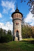 Vodárenská věž, Sychrov