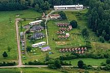 PALDA - Rekreační středisko, letecky
