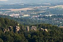 Český Ráj, Hruboskalsko, Turnov