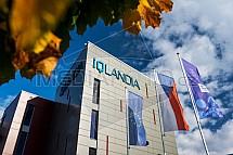 iQlandia Liberec, vlajka