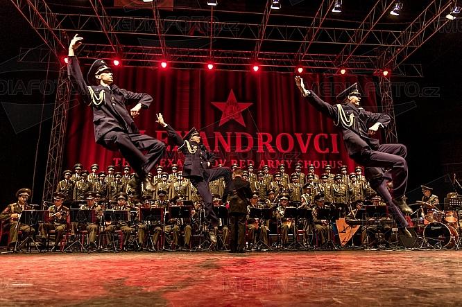 Koncert, Alexandrovci, Liberec