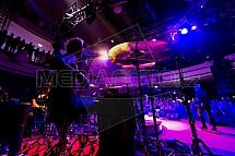 Mitch Glover, Kosheen, bicí, bubeník, Five festival, hudba, koncert