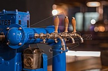 Výčepní zařízení, pípa, motor