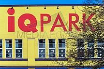 IQ park Liberec, logo