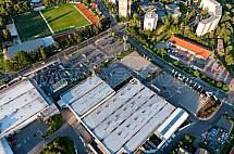 Kaufland, OBI, Liberec - Pavlovice
