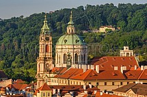 Kostel sv. Mikuláše, Nebozízek, Praha.