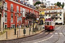 Tramvaj, doprava, Lisabon