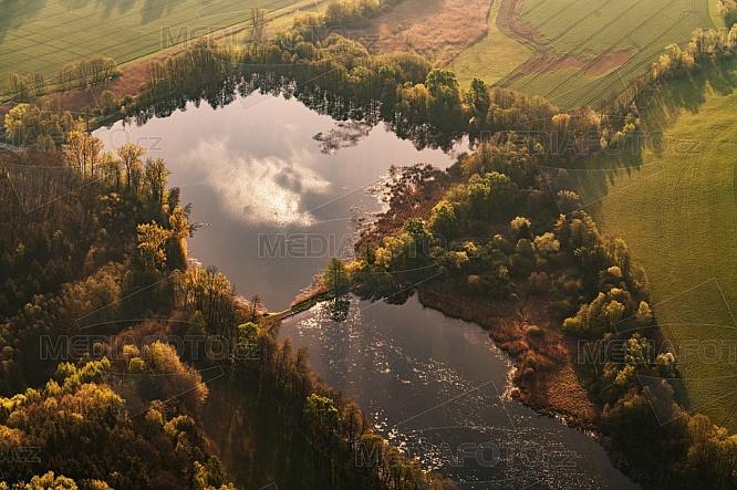 Rokytnický rybník, rybník Hrudka