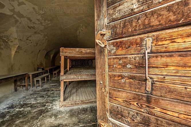 Malá pevnost Terezín, cela