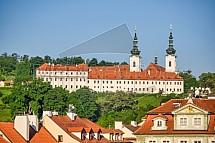 Strahovský Klášter, Klášter premonstrátů na Strahově, Praha