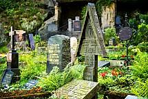Hřbitov, Oybin