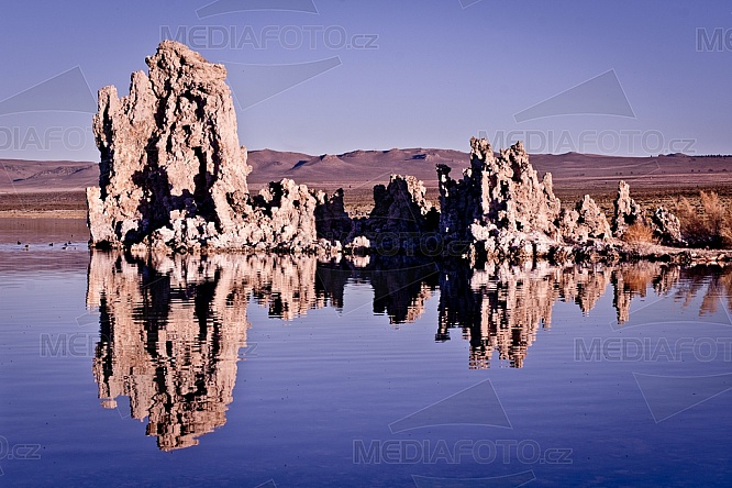 Jezero, Mono Lake, USA