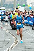 Jan Kreisinger, běh, půlmaraton