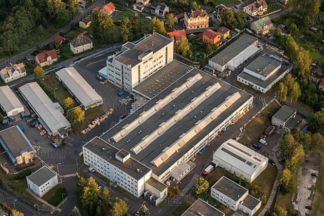 FläktGroup, Liberec, letecky