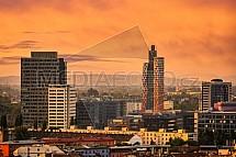 Spielberk Towers, AZ Tower, M-Palác, Brno