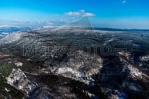 Jizerské hory, krajina, les