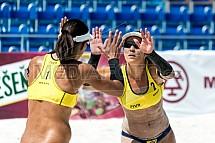 Maria Antonelli beachvolejbal, Prague Open, sport