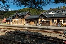 Železnice, stanice, zastávka, Oybin