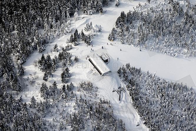 Lanovka Skalka - Ski areál Ještěd