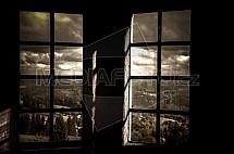 Okno, krajina, Jizerské hory