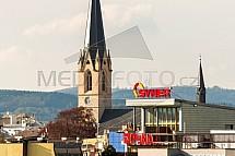Liberec, Syner, Pytloun, kostel sv. Antonína Velikého