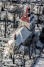 Turnov, Kostel sv. Matěje na Hruštici