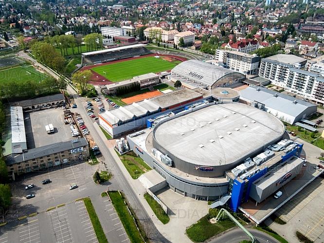 Tipsport arena, Sport park, Liberec