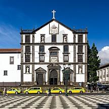 kostel Igreja do Colégio