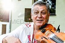 Houslista, Dušan Kotlár
