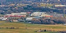 Bauhaus, Géčko, letiště, Liberec