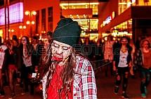 ZombieWalk, průvod, maska, Liberec