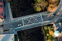 Most, Jizera, Palackého, Turnov
