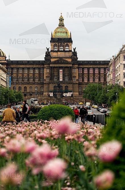 Václavské náměstí, Václavák, Národní muzeum