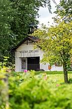 Hasičská zbrojnice, kaple